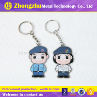 Factory direct Sale 3D Promotion Souvenir Custom Key chain, key buckle Wholesale
