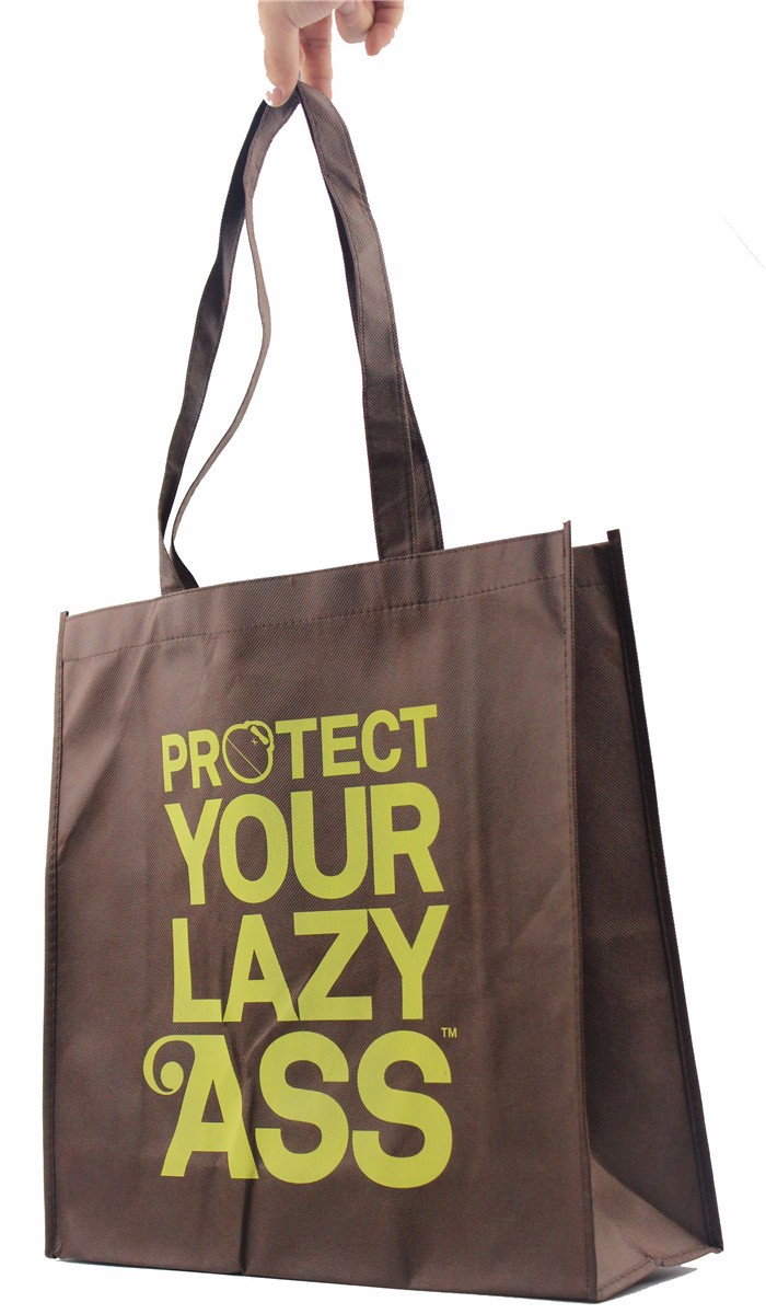 New product promotional compact reusable shopping bag