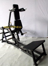 plate loaded Gym Fitness Equipment hammer strength PRO V Squat