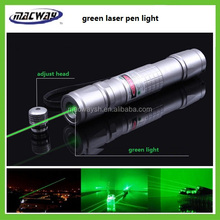 Hunting Tactical Green Laser Flashlight With Designator Torch Light