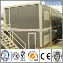 Sandwich Panel Movable Prefabricated Office Container Drawing