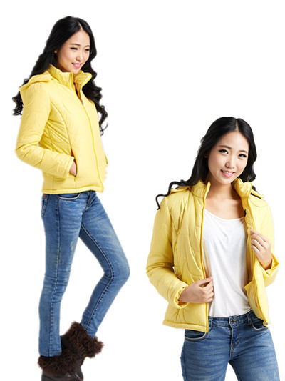 Custom Electric Heating jacket ladies warm apparels