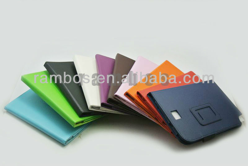 Tablet PC Leather Case Smart Cover Stand for Samsung Galaxy Note 8.0 N5100 N5110