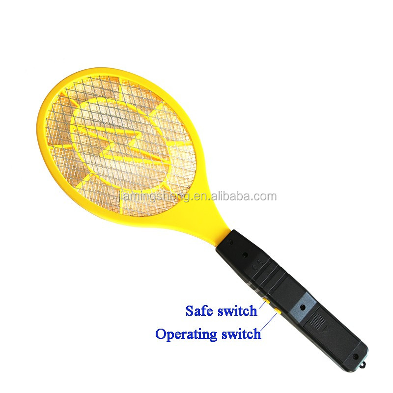 Mosquitoes Bugs And Insects Pest Type Fly Swatter Mini Electric Mosquito Swatter