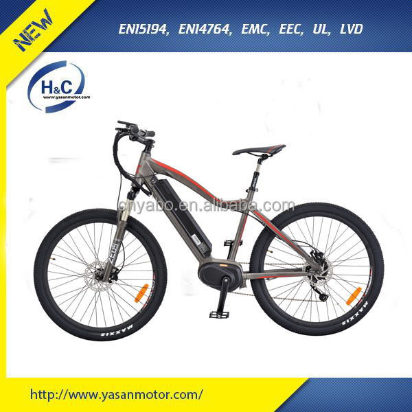 Mountain Bikes Two Wheel Electric Bike Suspension Front Fork