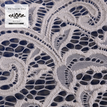 Duopai Garment Accessories DC514# African Bridal Tulle Italian Lace Fabric Wholesale