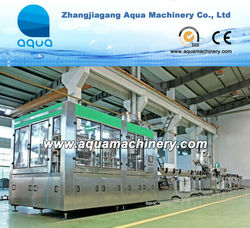 Bottled Mineral Water Processing Machine Cost