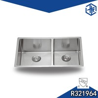 Humanized Design Hand Stainless Steel Sink Stand