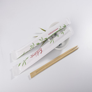 disposable bamboo chopsticks, 23cm twins chopsticks, Vietnam chopsticks