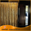 silver and gold sequin string vertical curtain