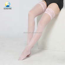 Hot sale purple korea girls sexy legs pantyhose tube pantyhose and tights for women