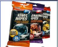 2015 best quality &price Car glass wet wipes for cleaning mirror/wind window