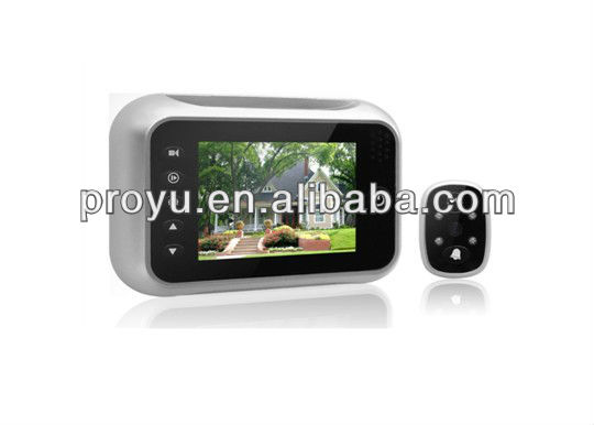 3.5 inch TFT LCD screen Door Peephole Viewer PY-V518