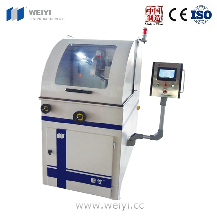Dual Wheel Units metallographic pre-grinding machine M-2,lapping machine