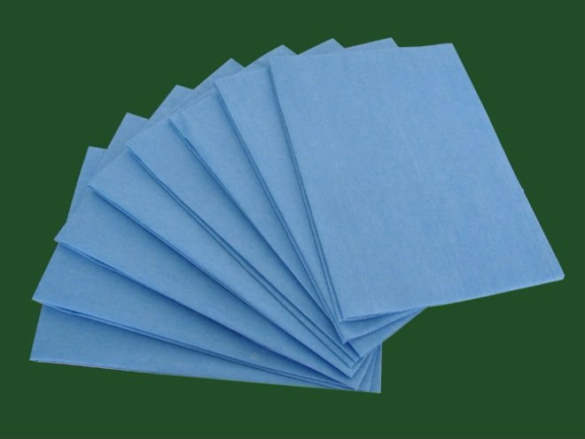 China Supplier Eco-friendly Glass Window Cleaning Wipes