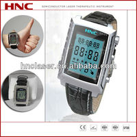 New design laser instrument blood pressure watch