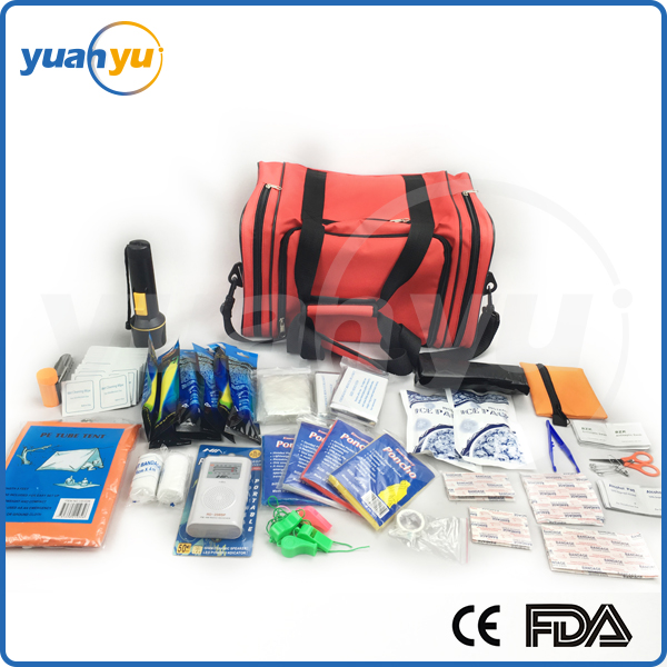 YY-069- 4 Person - 3 Day Emergency Disaster First Aid Kit 72 Hour Survival Kit