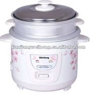 Straight Body Rice Cooker