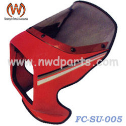 Motorcycle Plastic Shield GS125