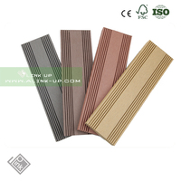 Wood Plastic Composite WPC pine decking