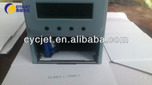 Stamp date on plastic/manual date coder/box coders/jetstamp