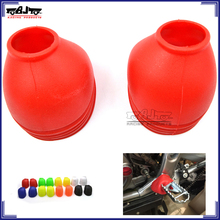 BJ-FPC-001 motor Foot Peg Cover PVC Off Road bike Foot Rests cover