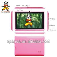 Q88,Q8,A13,7 inch tablets PC tablet pc android 2.2 free game