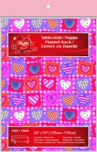 Valentine Table cloth