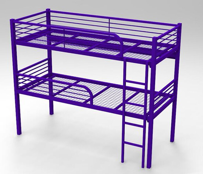Top quality new design metal bunk beds for kids