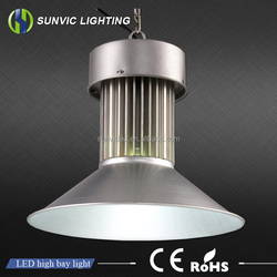 80W High power led high bay lighting with IP44,CRI80 ,Aluminum cover