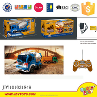 1:20 rc engineering truck fully automated remote control mixer11 channel