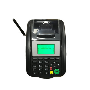 Cheap GPRS SMS Thermal Receipt Printer Bus Ticket Printing Machine