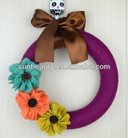2013 artificial flowers door decoration