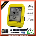 GPS Bicycle Computer Odometer E-compass Speed & Cadence with Heart Rate