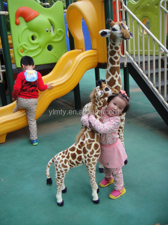 birthday gifts fantastic toys middle giraffe animal child toys
