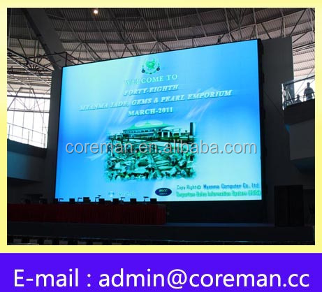 queuing system led p6 outdoor rental display /outdoor p6 led module smd3030 / led cabinet display