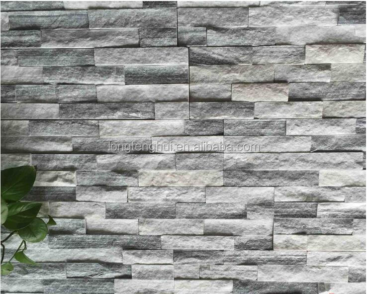 environment culture Stacked stone natural slate stone for wall