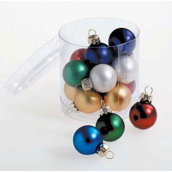 New Design Top Quality Small Santa Ball Christmas Ball for Christmas Day