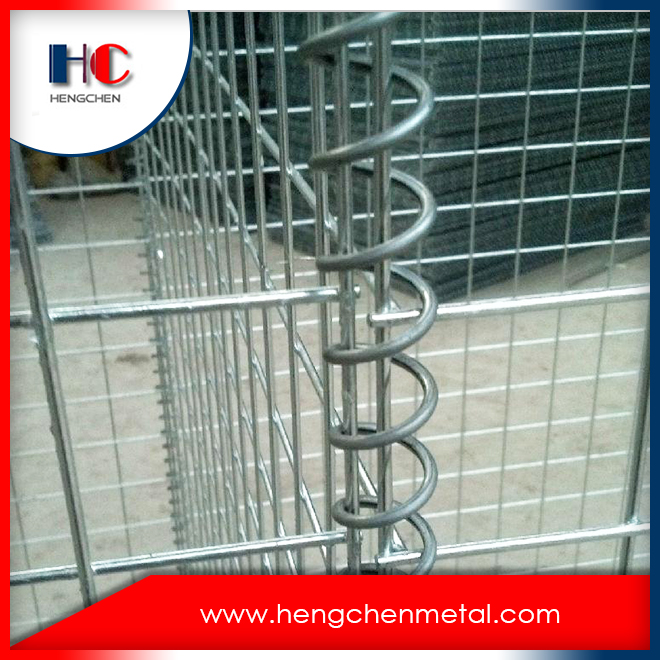 Military Hesco Blast Wall Defensive Barrier Fence