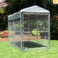 new design factory supplier galvanized dog house for sale