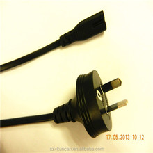 SAA / Australian Power cord extension plug with cable good quality SZKUNCAN
