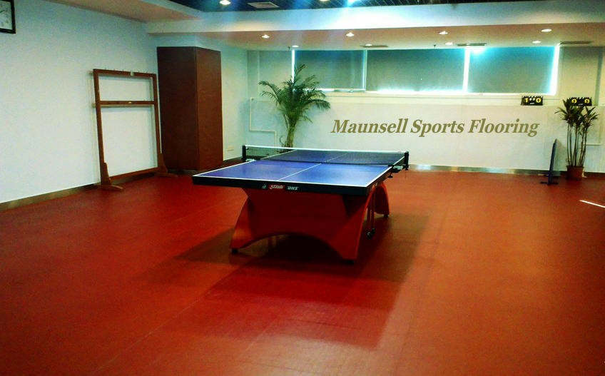 Gym Floor Mat/PVC table tennis Sports Floor Covering