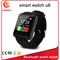 Samrt watch U8 bluetooth watch with multi-function with watch phone