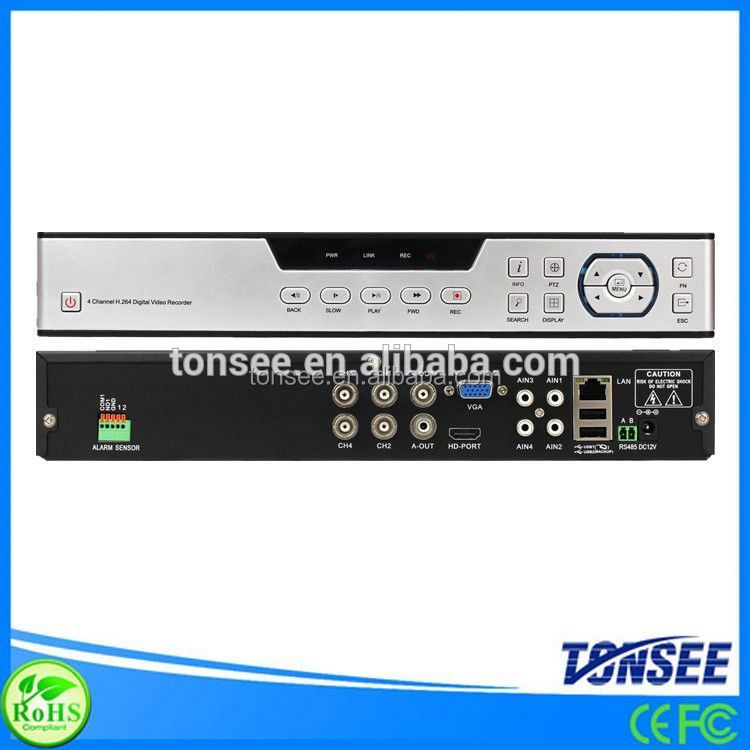 Shenzhen Bessky Standalone DVR H.264 4ch Full D1 realtime dvr 1080p 16ch Hd-sdi Dvr