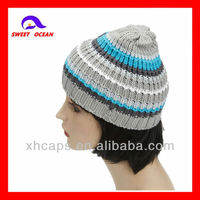 church knitted hat