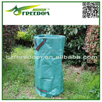 120L pp woven large leaf bags used in garden