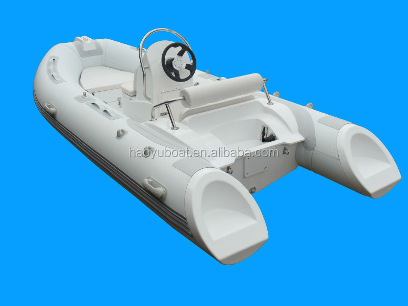 hypalon sport rib boat,Inflatable Semi-Rigid Boat Or Fishing boat RIB390C with CE