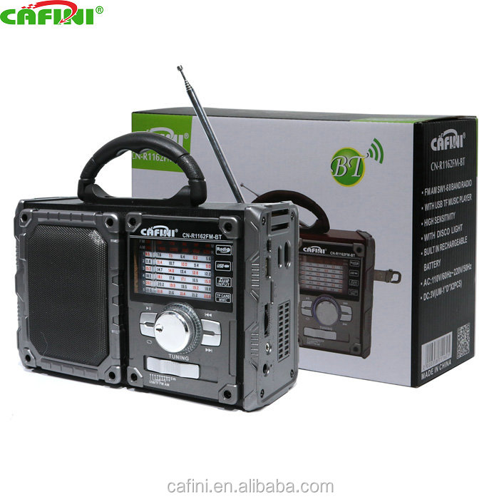 customized Popular USB Mini Speaker Music Player Portable AM FM Radio