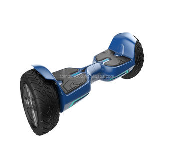 8.5 inch Chinese battery off road hoverboard with customize bluetooth