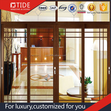 China Factory Commercial Used Double Glazed Sliding Doors For Residential Price